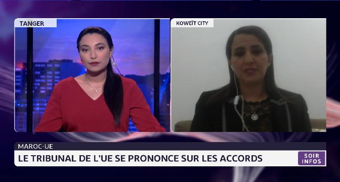 Le Tribunal de l'UE se prononce sur les accords avec le Maroc. Lecture de Yasmine Hasnaoui
