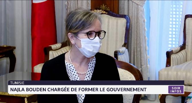 Tunisie: Najla Bouden chargée de former le gouvernement