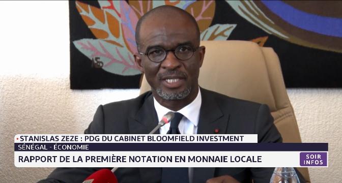 Sénégal: rapport de la première notation en monnaie locale