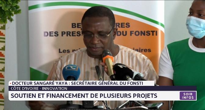 Côte d'Ivoire: soutien et financement de plusieurs projets
