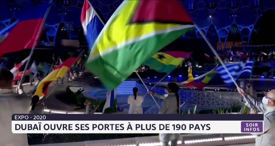 Expo 2020: Dubaï ouvre ses portes à plus de 190 pays