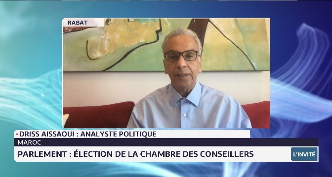 Election de la chambre des conseillers: analyse de Driss Aissaoui