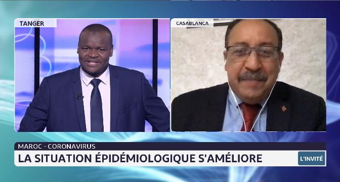 Covid-19: la situation épidémiologique s'améliore au Maroc