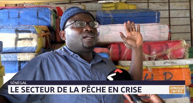 Sénégal: le secteur de la pêche en crise