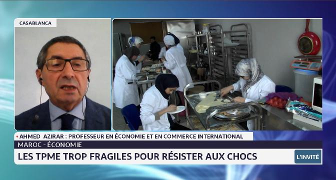 Maroc: les TPME trop fragiles pour résister aux chocs. Analyse Ahmed Azirar