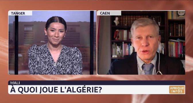 Mali: à quoi joue l'Algérie ? Analyse de Christophe Boutin