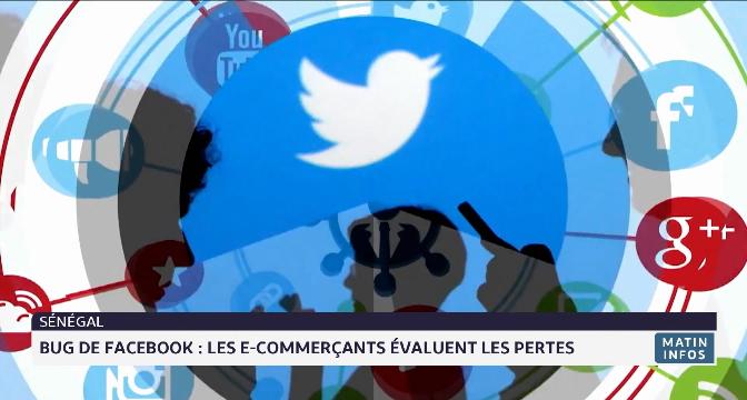 Bug de Facebook: les e-commerçants sénégalais évaluent les pertes
