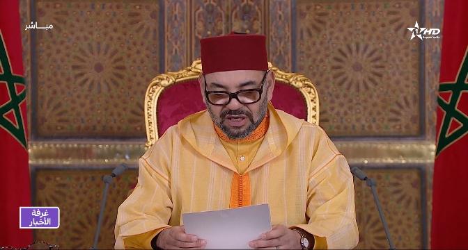 الملك محمد السادس يشيد بتنظيم الإنتخابات و يؤكد أن الأحزاب سواسية