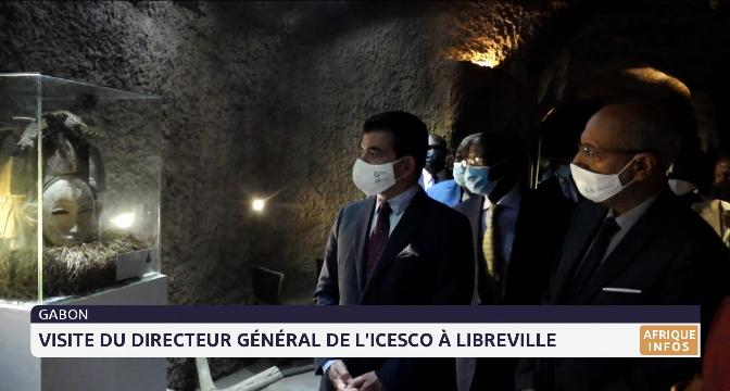 Gabon: visite du directeur général de l'ICESCO à Libreville