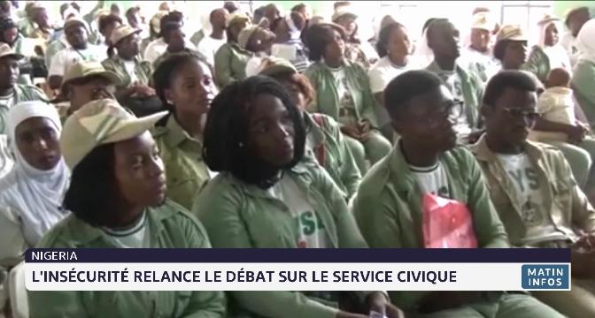 Nigeria: l'insécurité relance le débat sur le service civique