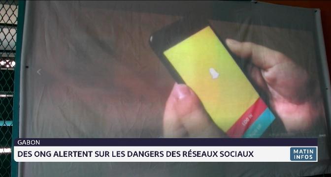 Gabon: des ONG alertent sur les dangers des réseaux sociaux