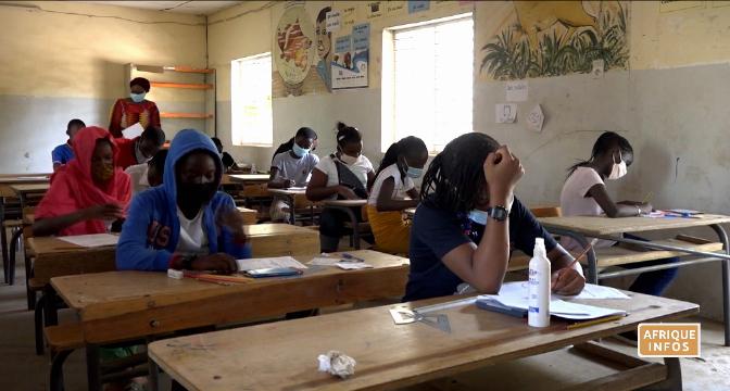 Sénégal: rentrée universitaire pour les étudiants