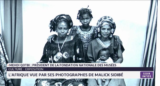 """""""L'Afrique vue par ses photographes"""", l'exposition de Malick Sidibé au MMVI"""