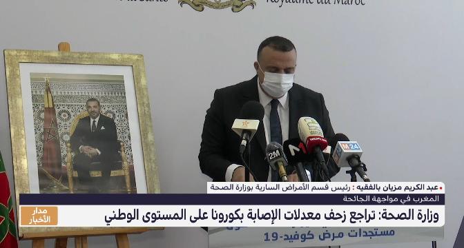 مؤشرات تبعث على التفاؤل بخصوص الحالة الوبائية بالمغرب
