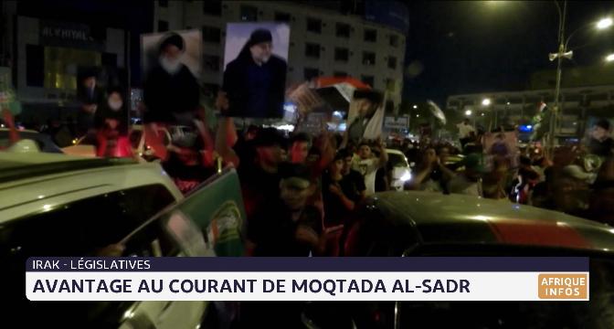 Irak-Législatives: avantage au courant de Moqtada Al Sadr