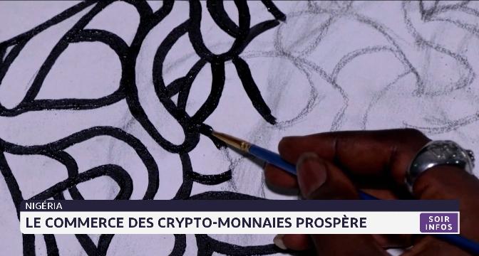 Commerce: le commerce des crypto-monnaies prospère