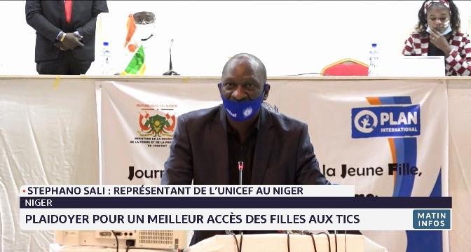 Niger: plaidoyer pour un meilleur accès des filles aux tics