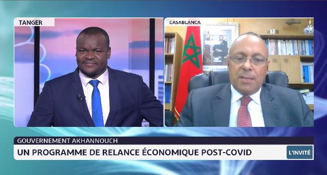 Gouvernement Akhanouch: un programme de relance économique post-covid