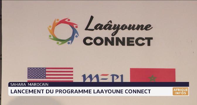 Sahara marocain: lancement du programme Laâyoune Connect