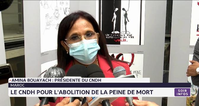 Maroc: le CNDH pour l'abolition de la peine de mort