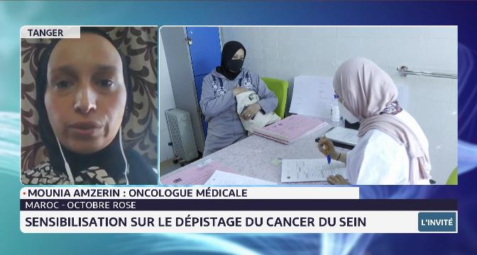 Maroc-octobre rose: sensibilisation sur le dépistage du  cancer du sein