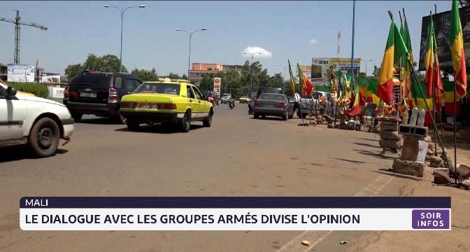Mali: le dialogue avec les groupes armés divise l'opinion