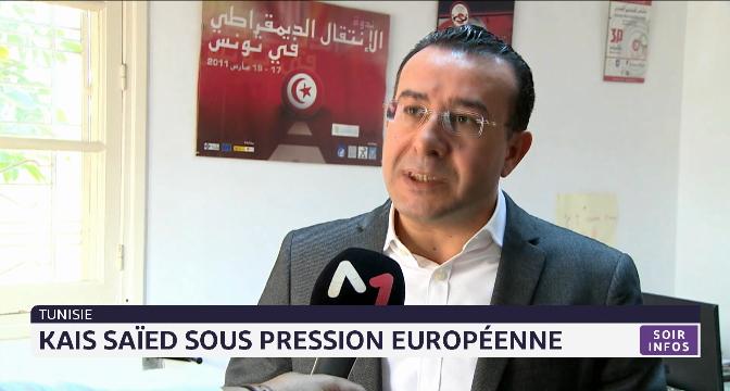 Tunisie: Kaïs Saïed sous pression européenne