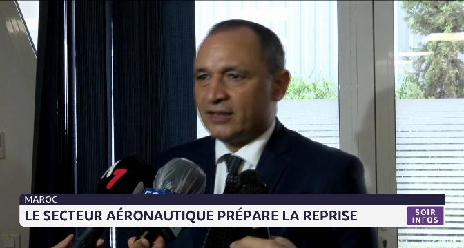 Maroc: le secteur aéronautique prépare la reprise