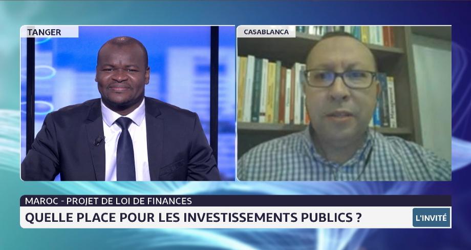 Maroc-projet de loi de finances: 245 milliards de dirhams d'investissement public en 2022