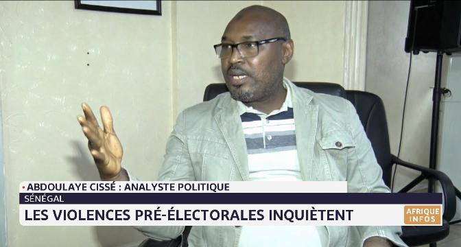 Sénégal: les violences pré-électorales inquiètent