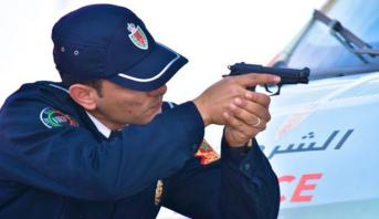 Un policier contraint de brandir son arme, à El Kelâa des Sraghna, pour interpeller un multirécidiviste dangereux
