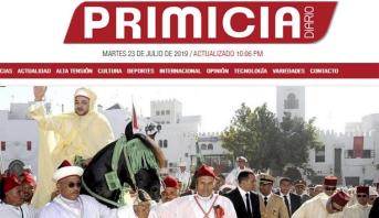 صحيفة كولومبية : المغرب تغير بطريقة مميزة للغاية منذ تربع الملك محمد السادس على العرش