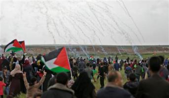 Cisjordanie : Des blessés palestiniens dans des affrontements avec les forces d'occupation