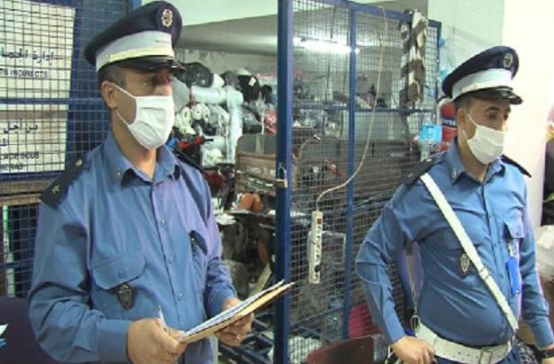 Tanger: saisie de tissus et vêtements de contrebande d'une valeur de 2,5 MDH