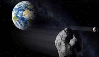خبير ألماني: الأرض نجت من ضربة كويكب بقوة 100 قنبلة نووية