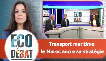 Eco Débat > Transport maritime : le Maroc ancre sa stratégie