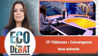 Eco Débat > IT-Télécoms : Convergence tous azimuts
