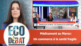 Eco Débat > Médicament au Maroc: Un  commerce à la santé fragile