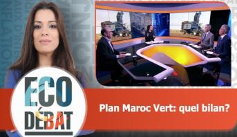Eco Débat > Plan Maroc Vert: quel bilan?