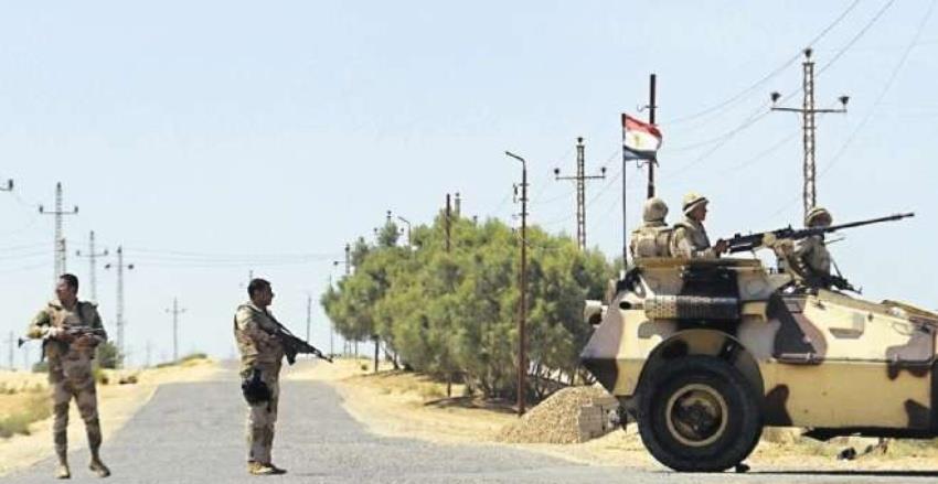 Egypte: six terroristes tués dans un échange de tirs avec les forces de sécurité