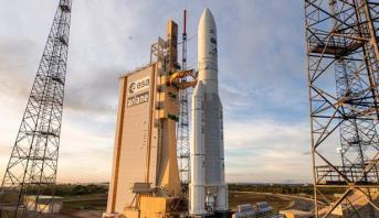 إطلاق أول قمر صناعي مصري للاتصالات من أمريكا الجنوبية