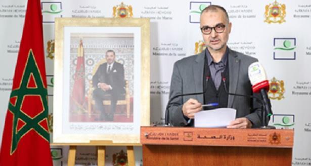 Covid-19: M. El-Youbi impute la hausse des cas à la transmission du virus au sein de foyers familiaux