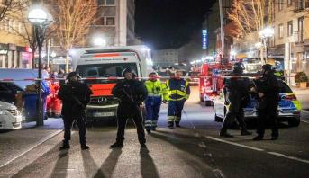 10 قتلى في عملية إطلاق النار غرب ألمانيا