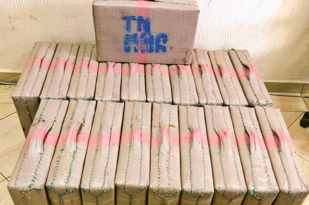 توقيف شخصين وحجز نصف طن من مخدر الشيرا بحوزتهما بالراشيدية