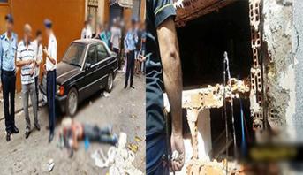الناضور .. جرحى وخسائر إثر انفجار بمقهى ببني انصار