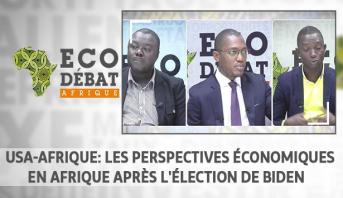 Eco Débat Afrique > USA-Afrique: les perspectives économiques en Afrique après l'élection de Biden