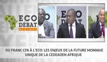 Eco Débat Afrique > Du Franc CFA à l'Eco: les enjeux de la future monnaie unique de la CEDEAO