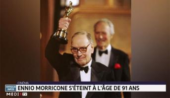 Ennio Morricone s'éteint à l'âge de 91 ans