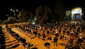 Coronavirus: l'esplanade des mosquées rouvre après deux mois de fermeture