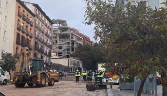 Madrid: le bilan de l'explosion due au gaz passe à 4 morts